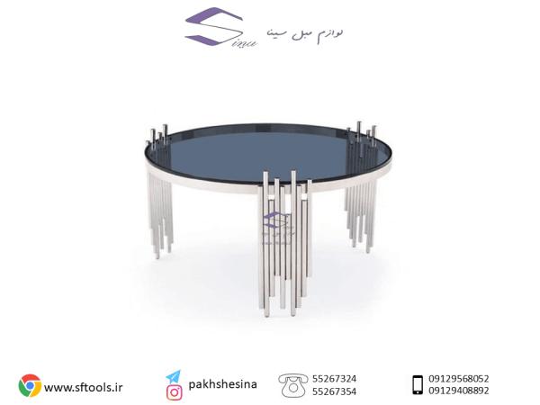 پایه فلزی میز
